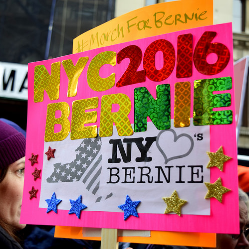 Can Bernie Win New York?