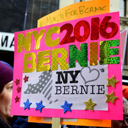 Can Bernie Win NewYork?