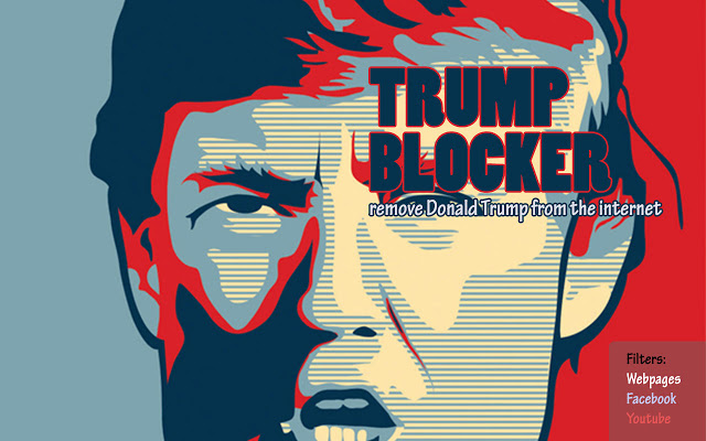 How To Block Donald Trump Online