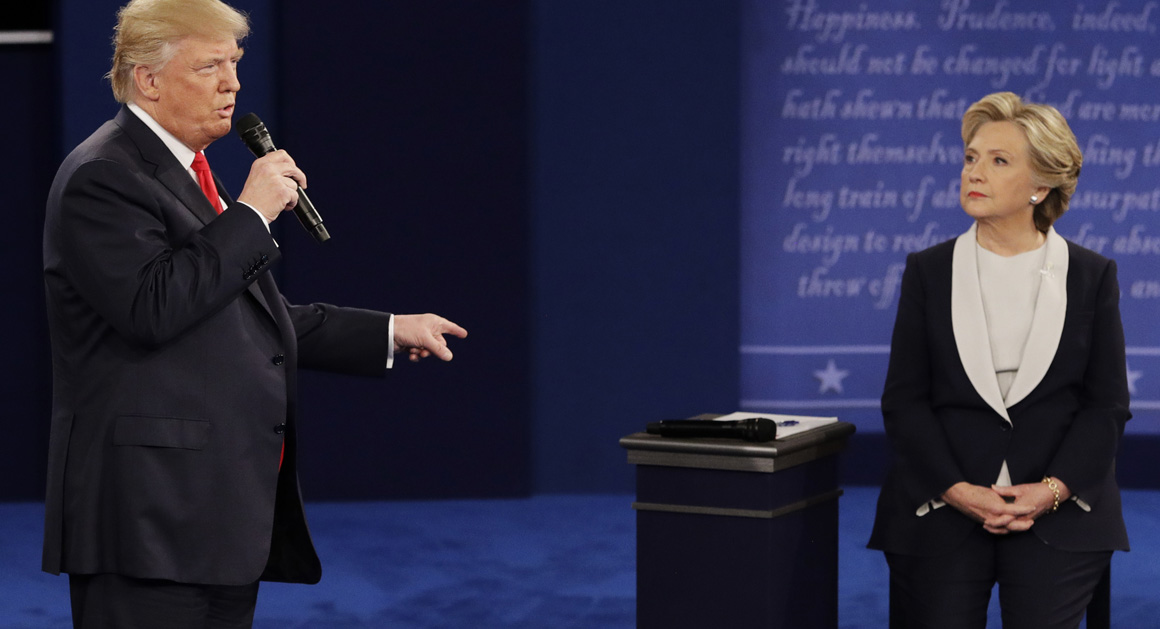 Who Won The Second Presidential Debate?