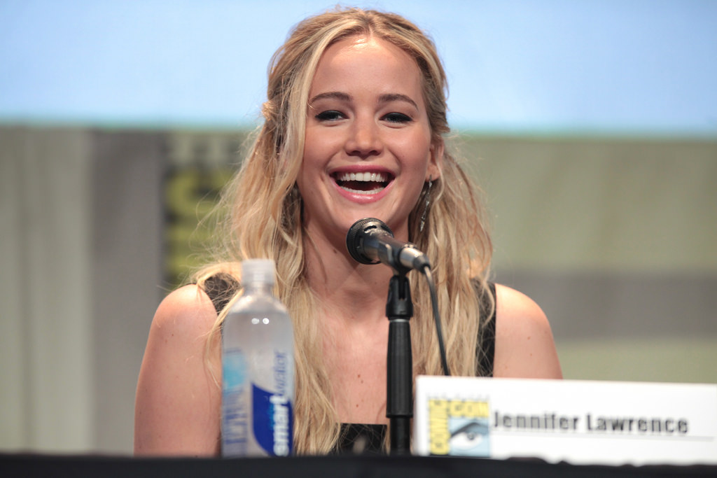 Jennifer Lawrence Issues Challenge To Trump Opponents