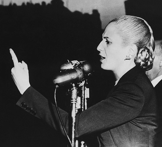 My Enduring Love Affair With Evita