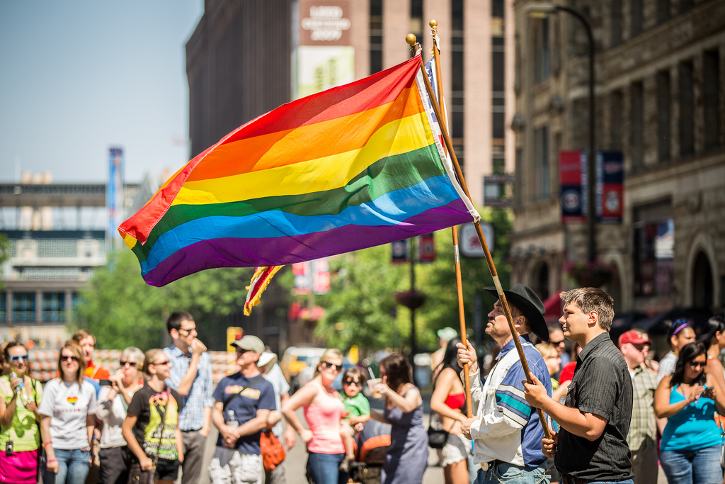 Looking Back: My First Pride Festival